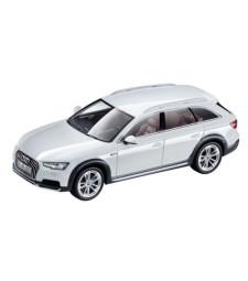 Audi A4 allroad - Glacier  White