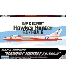 1:48 F.6:FGA.9 HAWKER HUNTER RAF & EXPORT
