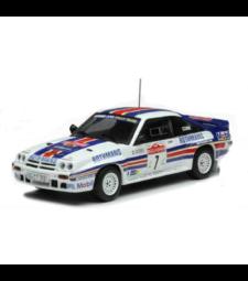 Opel Manta 400, No.7, Rothmans Opel Rally team, Rothmans, Rallye WM, Rallye San Remo H.Toivonen/F.Gallagher