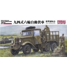 "1:35 IJA Type94 6 Wheeled Track ""Hard Top"""