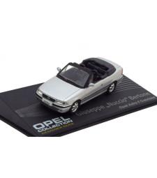 Opel Astra F Cabriolet, Silver