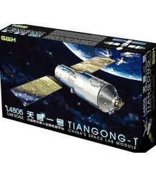1:48 Chinese Space Lab Module Tiangong-1