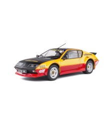 ALPINE A310 PACK GT - CALBERSON EVOCATION - 1983