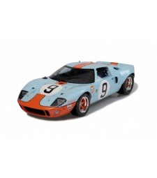 FORD GT 40 MK1 - WINNER LE MANS 1968 - P.RODRIGUEZ / L.BIANCHI