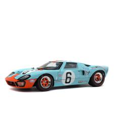 FORD GT 40 MK1 - WINNER LE MANS 1969 - J.ICKX / J.OLIVIER