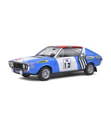 RENAULT R17 GORDINI - RALLYE PRESS ON REGARDLESS 1974 - J.L.THERIER N