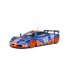 MC LAREN F1 GTR SHORT TAIL- 24H LE MANS 1996 - BELLM, LEHTO, WEAVER N