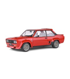 FIAT 131 ABARTH - ROUGE - 1980