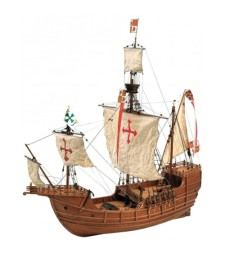 1:65 Santa Maria - Wooden Model Ship Kit