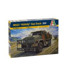"""1:35  M923 Hillbilly"""" Gun Truck"""