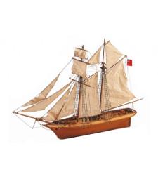 1:50 Scottish Maid - Wooden Model Ship Kit