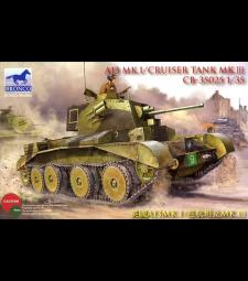1:35 A13 Mk.I /Cruiser Tank Mk. III