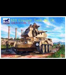 1:35 A13 Mk.II  Cruiser Tank Mk. IV