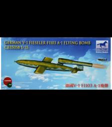1:35 German V-1 Fieseler Fi103 A-1 Flying Bomb
