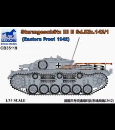 1:35 Sturmgeschütz III E Sd.Kfz. 142/1 (Eastern Front 1942)