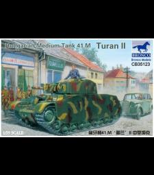 1:35 Hungarian Medium Tank 41.M 'Turan' II