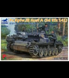 1:35 Panzerkampfwagen III Ausf. A (Sd Kfz 141)