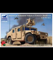 1:35 M1114 Up-Armoured Vehicle w/XM153 Crows II