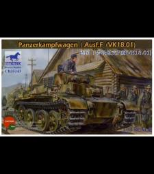 1:35 Panzerkampfwagen I Ausf.F(VK18.01)