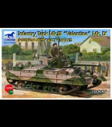 "1:35 Infantry Tank Mk. III ""Valentine"" Mk. IX"