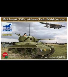 1:35 M22 'Lucust' (T9E1) Airborne Tank (Bristish Version)