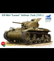 """1:35 US M22 """"Locust"""" Airborne Tank(T9E1)"""