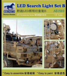 1:35 LED Search Light Set B