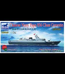 1:350 Chinese Navy Type 056 Class Corvette (580/581) 'Datong/Yingk