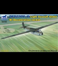 1:72 DFS230V-6 Light Assault Glider W/ Deceleration rocket