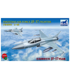 1:48 Pakistan Air Force JF-17 Fighter