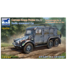 1:35 German Krupp Protze Kfz.19 Radio command Car