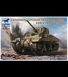 1:35 Canadian Cruiser Tank Ram MK.II Early Production