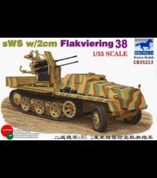 1:35 sWS w/2cm Flakviering 38