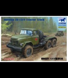 1:35 Russian Zil-131V Tractor Truck
