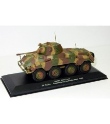 Sd.Kfz. 234/2 Puma 20. Pz.Div. Sudetenland (WWII Collection by EAGLEMOSS)