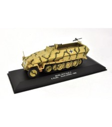 Sd.Kfz. 251/1 Ausf. C - 4. Pz.Div. (WWII Collection by EAGLEMOSS)