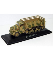 Sd.Kfz. 3 Opel Maultier 4. Pz.Div. Kursk (WWII Collection by EAGLEMOSS)