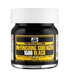 SF-288 Mr. Finishing Surfacer 1500 Black 40 ml