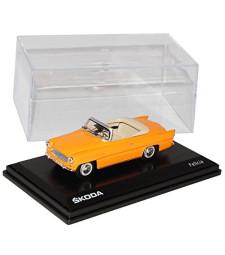 Skoda Felicia Roadster (1963) - Orange