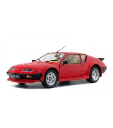 ALPINE A310 PACK GT ROUGE