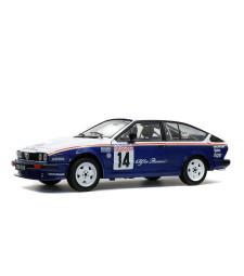 ALFA ROMEO GTV6 - TOUR DE CORSE 1986 - Y.LOUBET