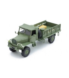 "CITROEN 46F FOM ""MILITARY"" 1967 WITH REAR ACCESSORIES"