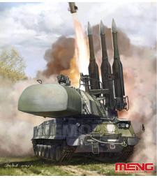 1:35 Russian 9K37M1 BUK Air Defense Missile