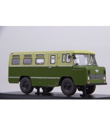 Soviet army bus AS-38 /green-khaki/