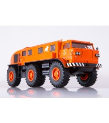 ZIL-E167 all-terrain vehicle, limited edition /orange/