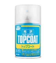 B-501 Mr. Top Coat Gloss Spray (86 ml)