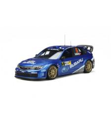 SUBARU IMPREZA WRC  WRC Germany 2008