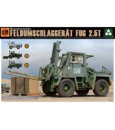 1:35 Bundeswehr Feldumschlaggerät FUG 2,5