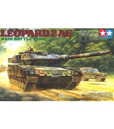 1:35 Leopard 2 A6 Main Battle Tank