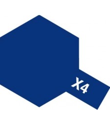 X-4 Blue - Acrylic Paint (Gloss) 23 ml
